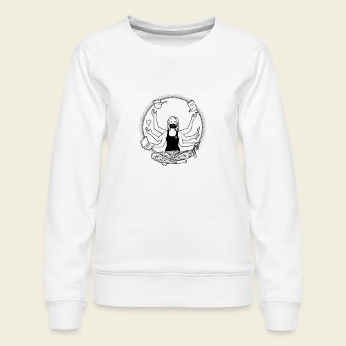 Lockdown: Ich schaffe das! - Frauen Premium Pullover
