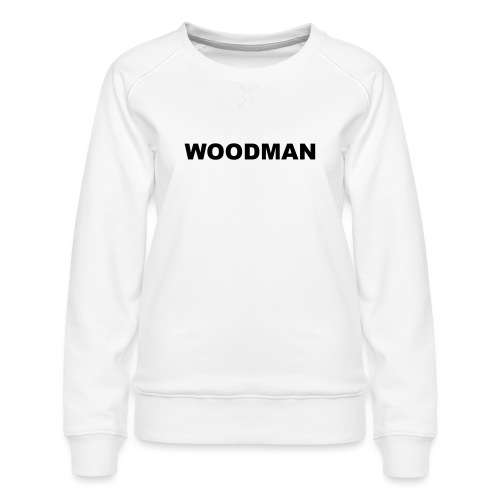 WOODMAN - Frauen Premium Pullover
