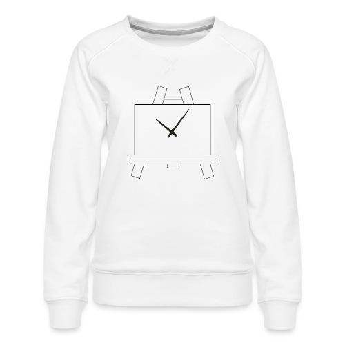 Time 4 Art - Vrouwen premium sweater