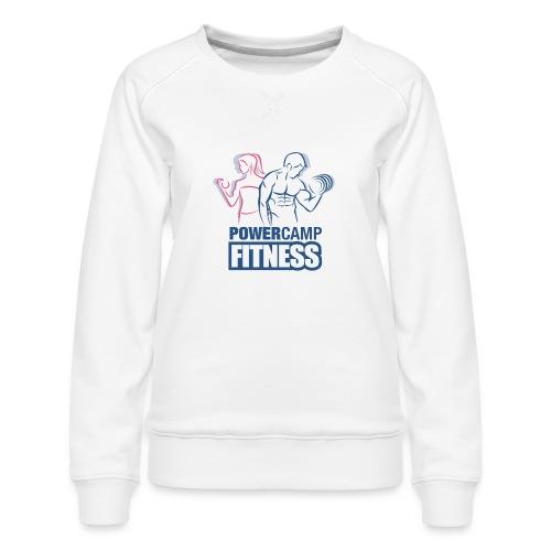 powercamp02 - Women's Premium Sweatshirt