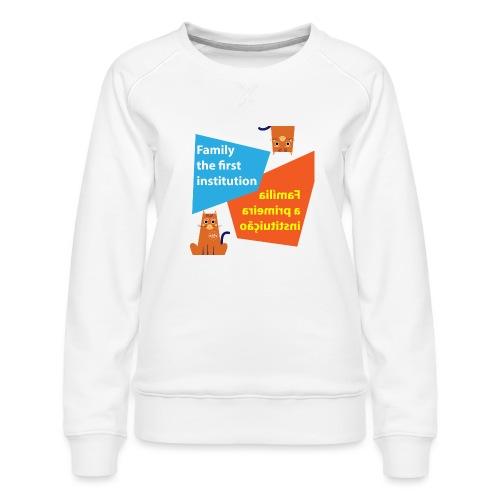 Duna Família - Premium-genser for kvinner