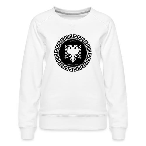 Patrioti Medusa - Frauen Premium Pullover