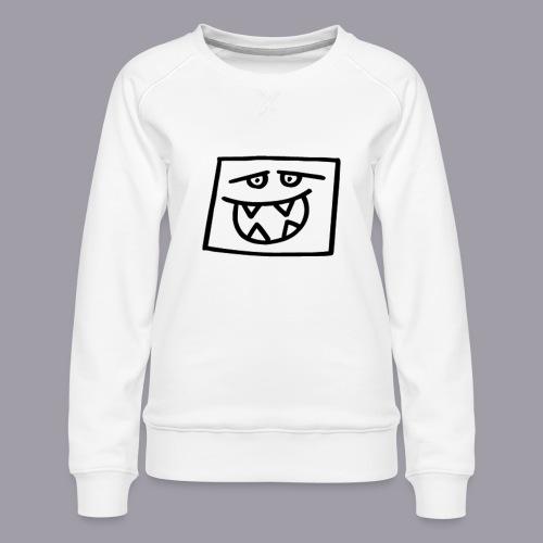 quadra_hungrig - Frauen Premium Pullover