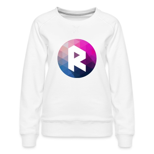 radiant logo - Women's Premium Sweatshirt