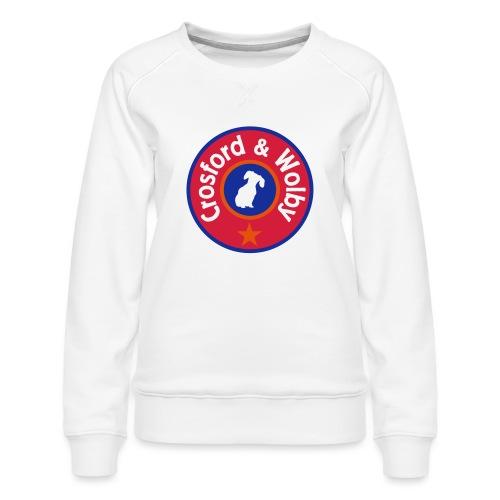 Crosford & Wolby - Women's Premium Sweatshirt