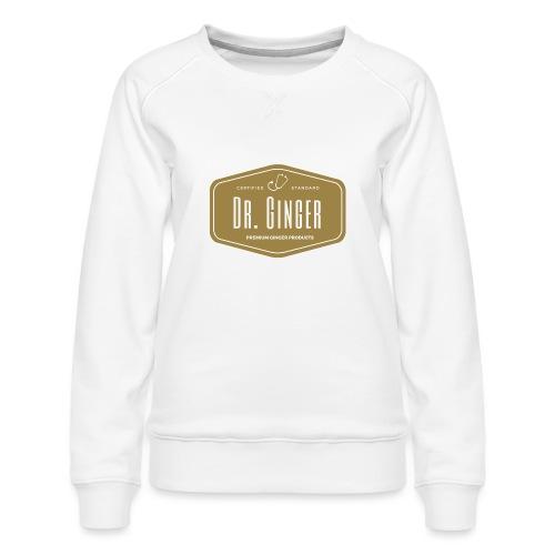 Dr. Ginger - Frauen Premium Pullover