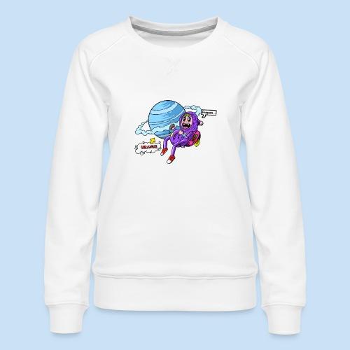 Prepare Uranus - Frauen Premium Pullover