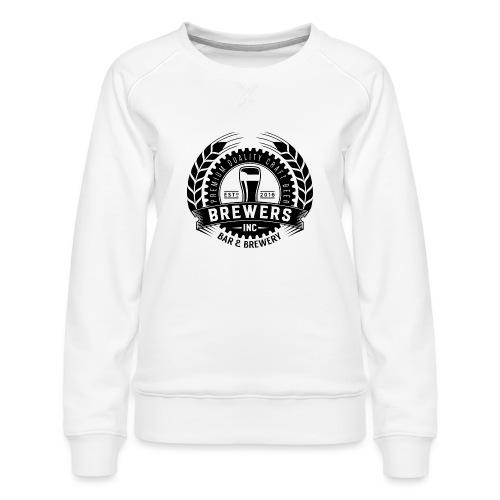 Logo - Dame premium sweatshirt