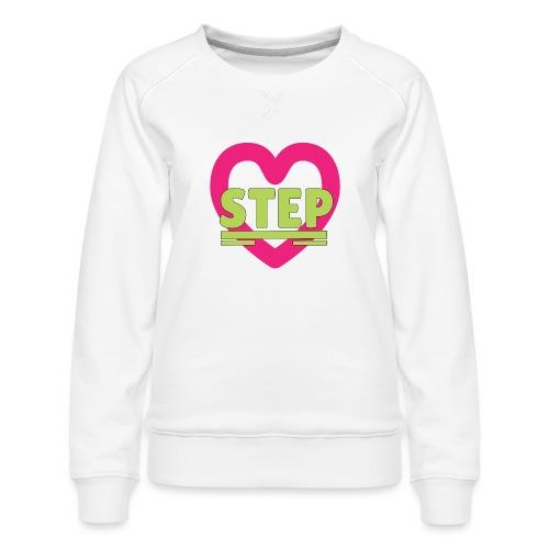 lovestep - Women's Premium Sweatshirt
