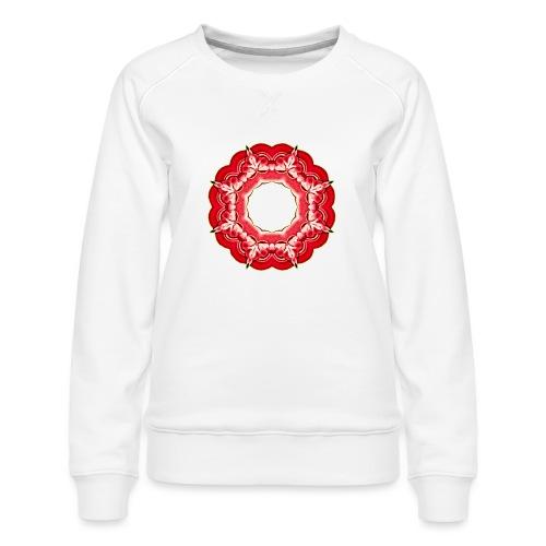 Ornament 074 - Frauen Premium Pullover