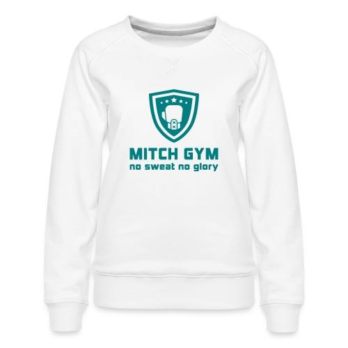 Logo_Mitch_Gym edit - Vrouwen premium sweater