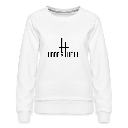 Hadeshell black - Frauen Premium Pullover