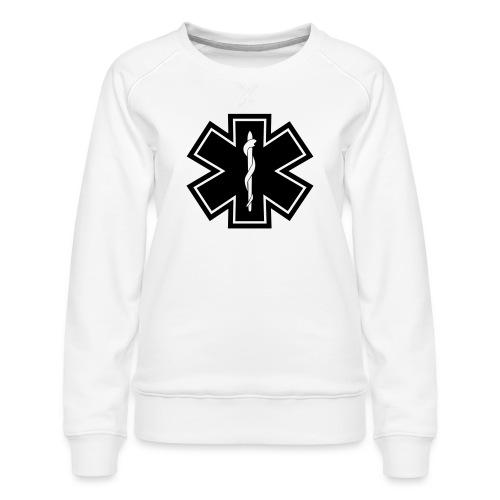 paramedic2 eps - Frauen Premium Pullover