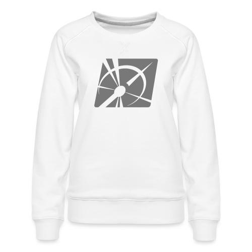 IRPT logo solid - Women's Premium Sweatshirt