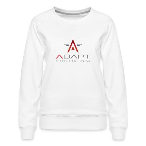 Adapt Strength & Fitness - Women's Premium Sweatshirt