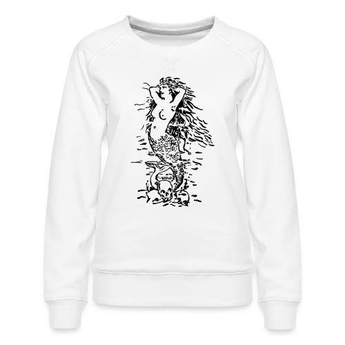 Siren - Women's Premium Sweatshirt