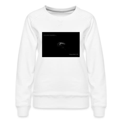 Lost Ma Heart - Women's Premium Sweatshirt
