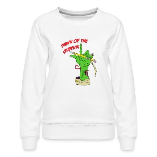 DawnOfTheStudents - Frauen Premium Pullover