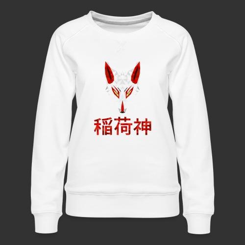 Inari Fox (稲荷神) - Sweat ras-du-cou Premium Femme