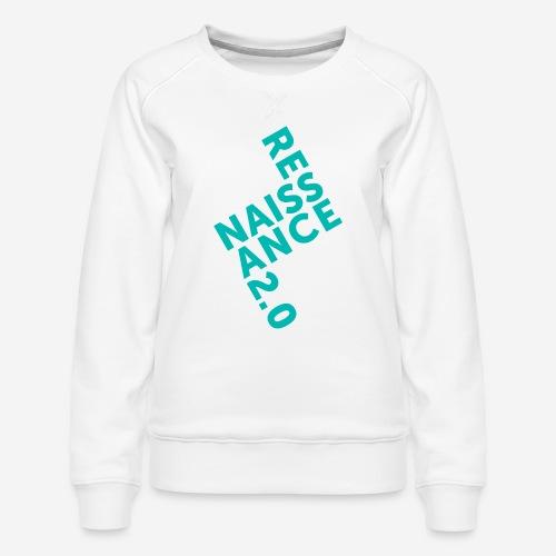 Covid Renaissance Quarantäne - Frauen Premium Pullover