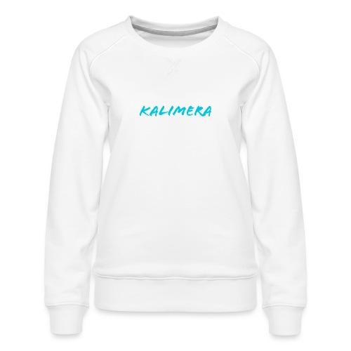 Kalimera Griechenland - Frauen Premium Pullover