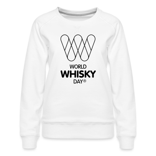 WWD logo - Women's Premium Sweatshirt