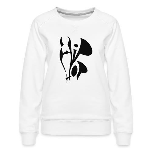 hiphop style - Frauen Premium Pullover