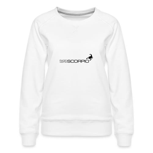 scorpio logo - Vrouwen premium sweater