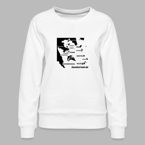 pelepones_kykladen - Frauen Premium Pullover