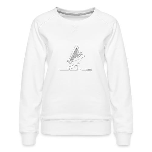 HARP - Vrouwen premium sweater