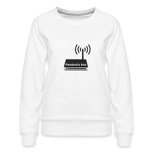 Pandora's box - Frauen Premium Pullover