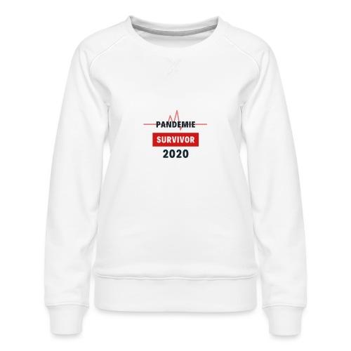 Pandemie Survivor - Frauen Premium Pullover