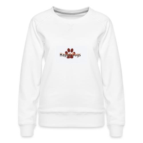 Happy dogs - Frauen Premium Pullover