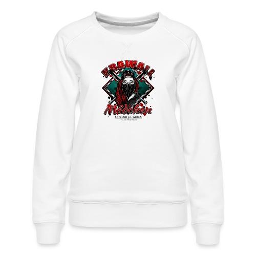 Krawallmädchen - Frauen Premium Pullover