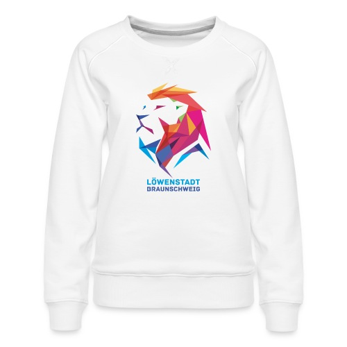 Löwenstadt Design 7 - Frauen Premium Pullover
