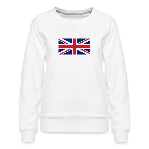 United Kingdom - Women's Premium Sweatshirt