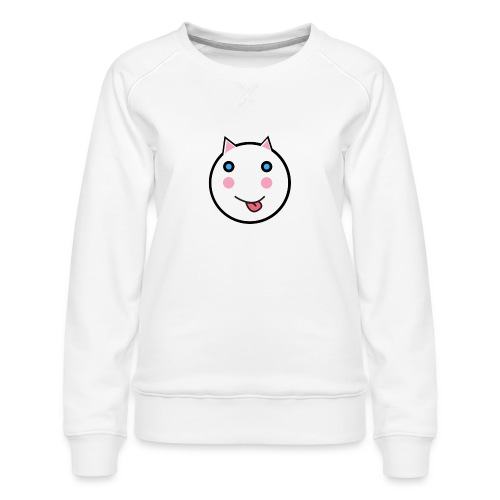 Alf The Cat - Women's Premium Sweatshirt