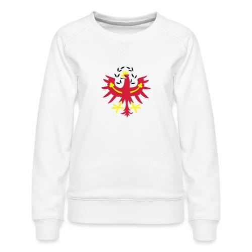 Tiroler Adler - Frauen Premium Pullover