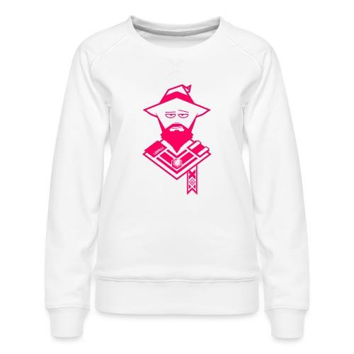 uzalu the Wizard - Women's Premium Sweatshirt