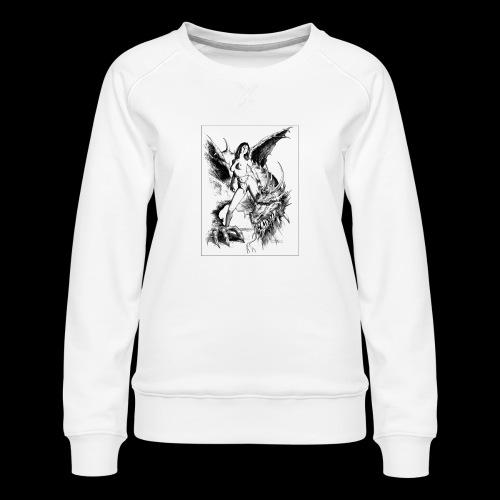 FANTASY 7 - Frauen Premium Pullover
