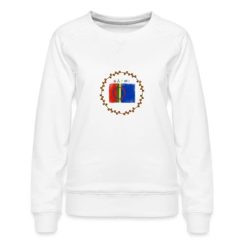 Sapmi - Premium-genser for kvinner