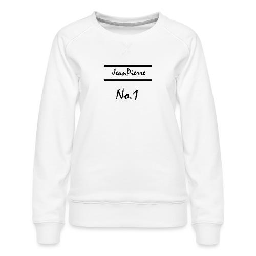 JeanPierreNo1 png - Frauen Premium Pullover
