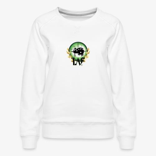 Load Aim Fire Merchandise - Vrouwen premium sweater