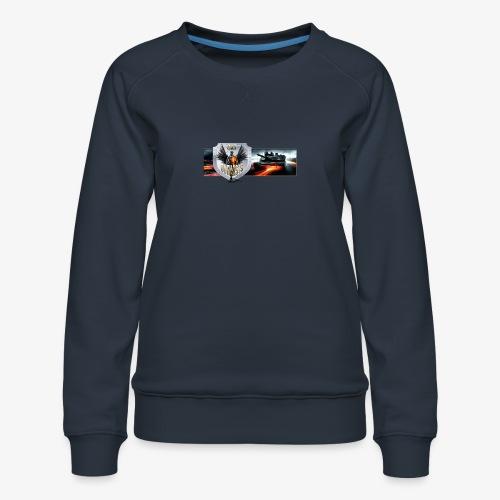 outkastbanner png - Women's Premium Sweatshirt