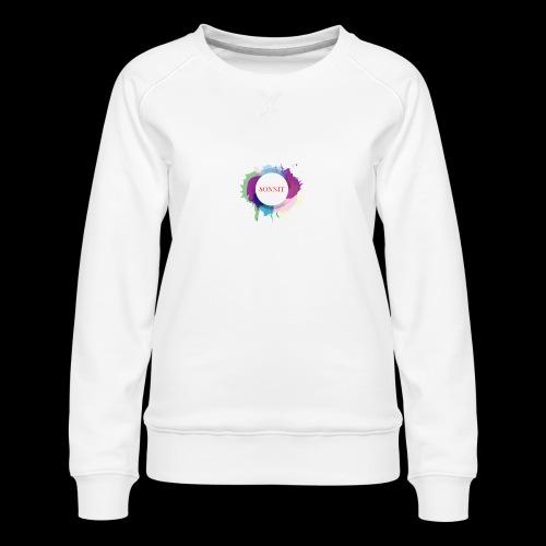 Sonnit Clothing Splash - Women's Premium Sweatshirt