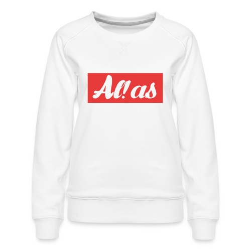 Al!as - Dame premium sweatshirt