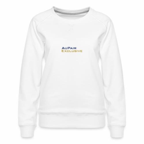 Au Pair Exclusive - Vrouwen premium sweater