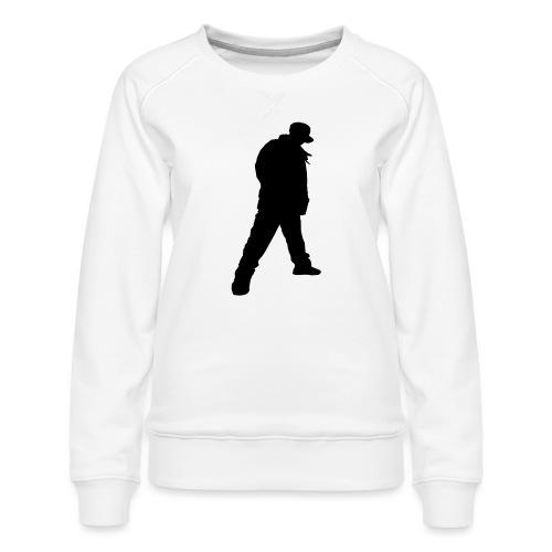 Soops B-Boy Tee - Women's Premium Sweatshirt