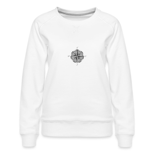 Kompass - Frauen Premium Pullover