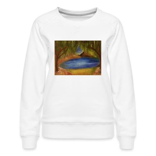 hop1 - Women's Premium Sweatshirt